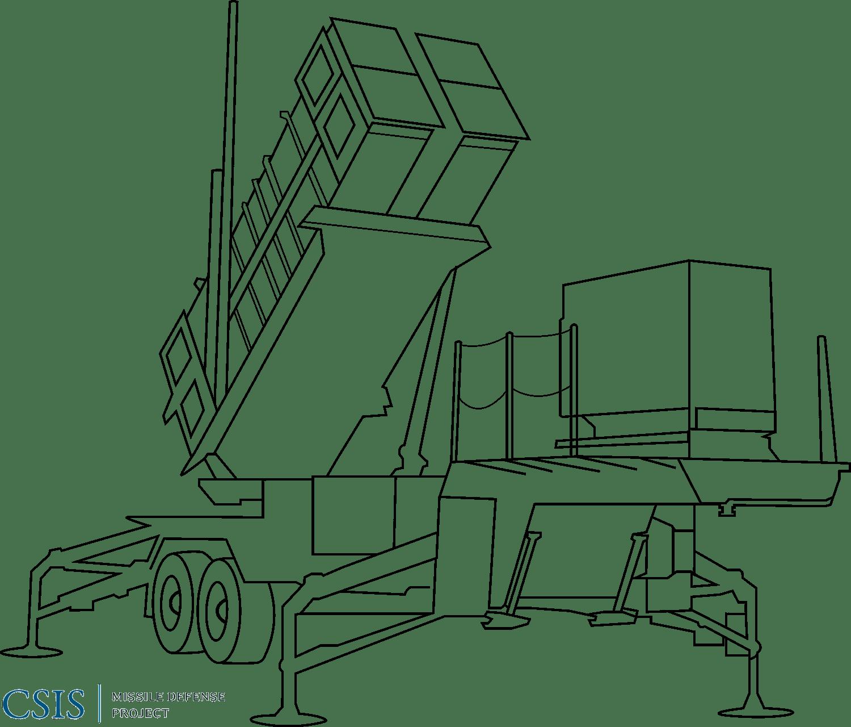 Patriot Missile Threat Fuse Box 1920