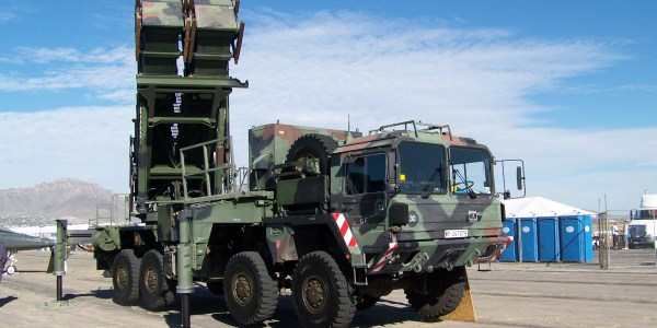 State Dept Approves $3.2 Billion Missile Defense Sale to Sweden