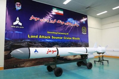 iran cruise missile
