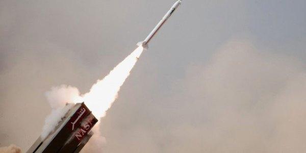 "Pakistan Conducts Test Launch of Hatf 9 ""Nasr"""