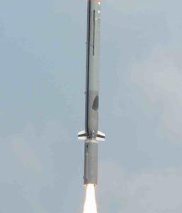 India Test Fires Nirbhay Cruise Missile