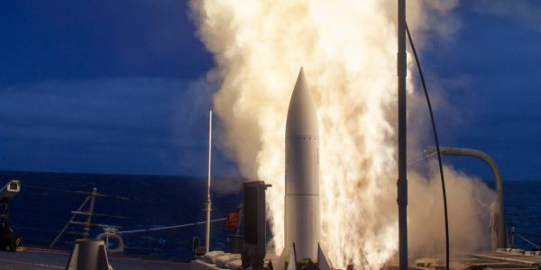 Aegis BMD Successfully Intercepts MRBM Target
