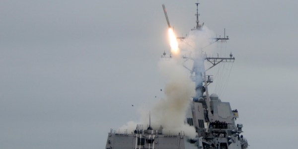 Distributed Lethality: Navy's Doubling Down on Missiles