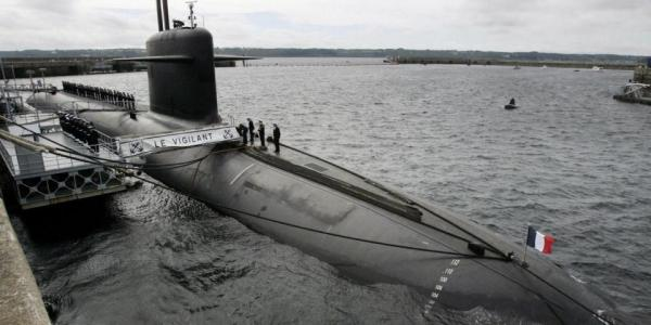 Final French SSBN Begins M51 Modifications