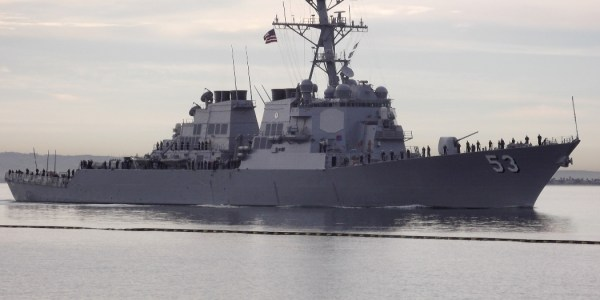 US, Japan Conduct Successful SM-3 IIA Intercept Test