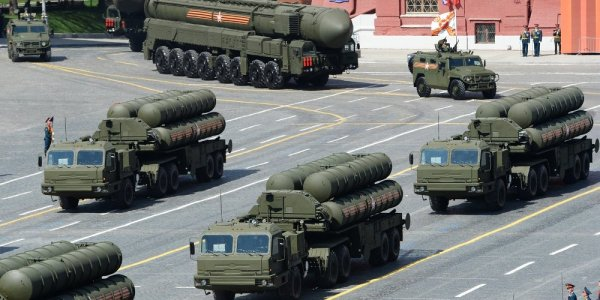 China Conducts BMD Test with S-400