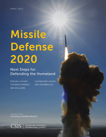 missile defense 2020