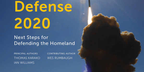 Homeland Missile Defense in U.S. Strategy