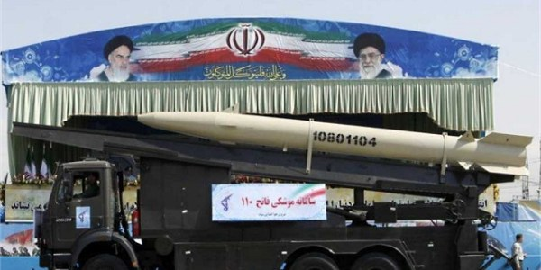 Iran Tests 'Fateh-110' Missile and S-300 Defense Systems
