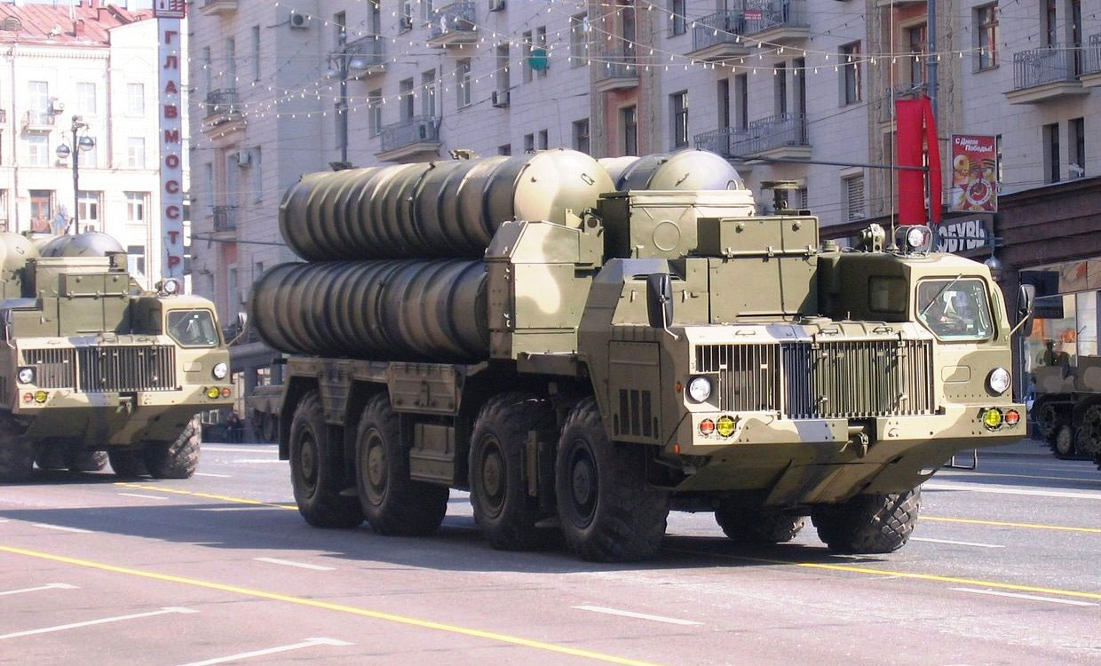 Russia Deploys S-300 to Disputed Islands