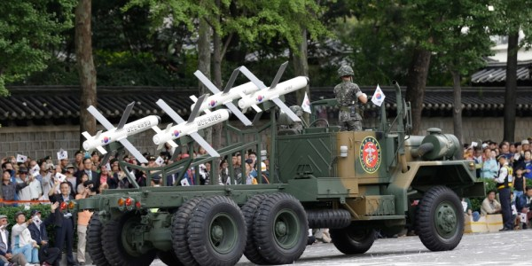 South Korea Increases National Defense Budget