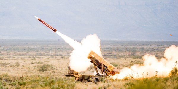 Qatar Agrees to Patriot, NASAMS Sale