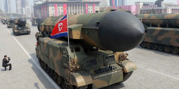 North Korea's New Missiles on Parade