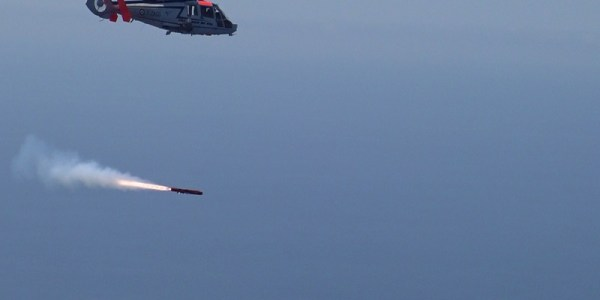 France Successfully Tests New Sea Venom Missile