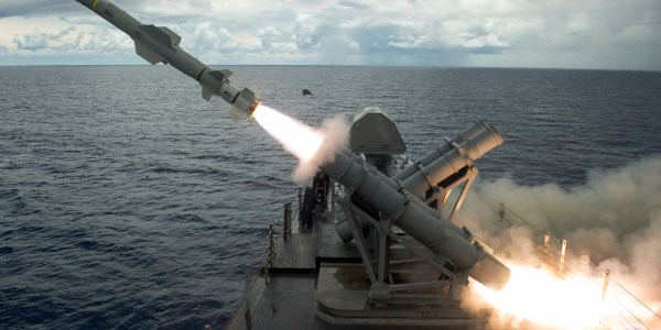 US Navy Awards Contract to Boeing for Harpoon Production