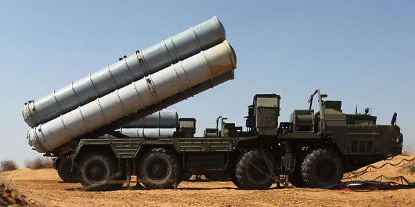Iran displays S-300 for first time