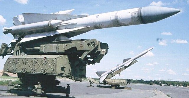 S-200 (SA-5 Gammon) | Missile Threat