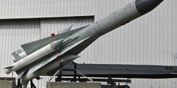 Syrian Antiair Missile Falls in Cyprus