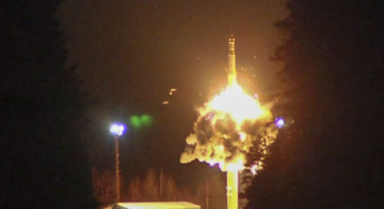 Russia Tests 4 ICBMs and Multiple Cruise Missiles