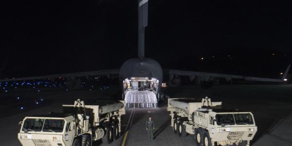 China & South Korea End THAAD Dispute