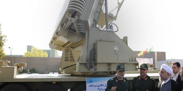 Iran Tests 'Bavar-373' Air Defense System