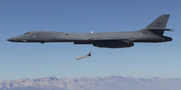 USAF Successfully Test Fires LRASM
