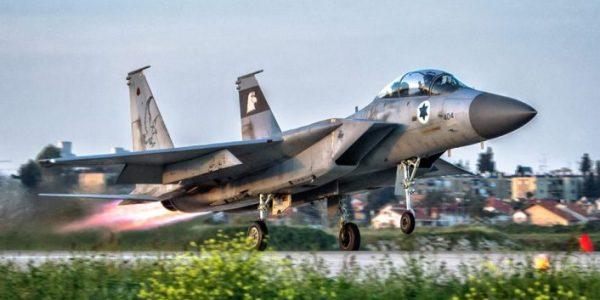 Israel Strikes Syrian Military Airport Near Homs