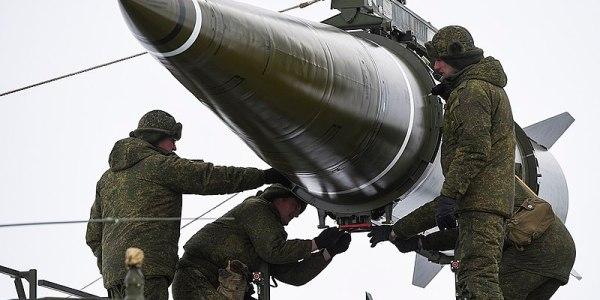 Russia Test Fires Iskander-M Missile