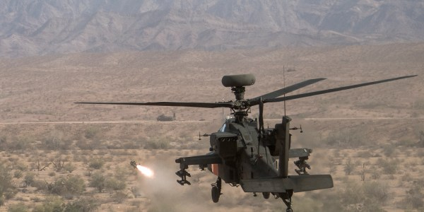 Hellfire Replacement Approved for Low-rate Initial Production