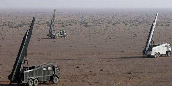 KSA Intercepts Rocket Targeting Najran