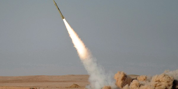 Iran Transfers Ballistic Missiles to Iraq