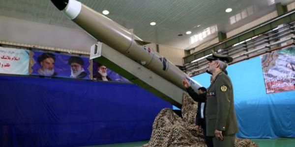 Iran Displays New Fateh-110 Variant