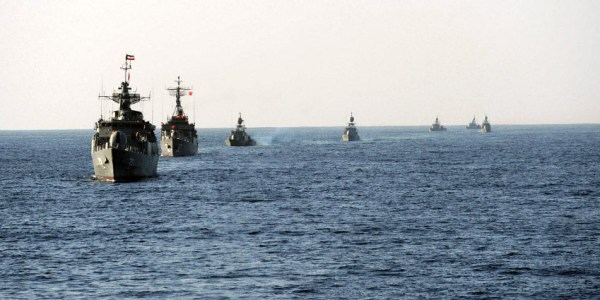 US Deploys Carrier Strike Group As Iran Moves SRBMs