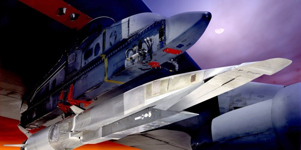 Air Force Developing Two Hypersonic Missiles