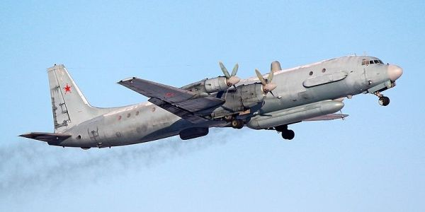 Syrian Air Defenses Shoot Down Russian Aircraft