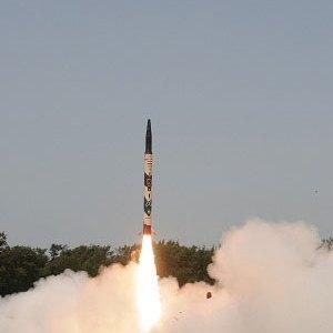 India Conducts Successful Agni-1 Flight Test