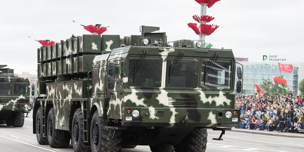 Belarus to Bolster Missile Systems
