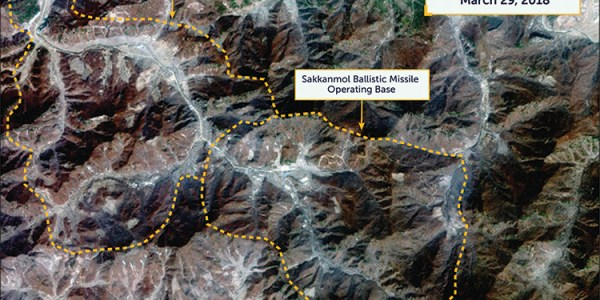 CSIS Report Reveals Undeclared DPRK Missile Bases