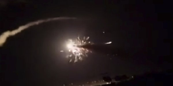 Israel Conducts Airstrikes On Damascus Targets