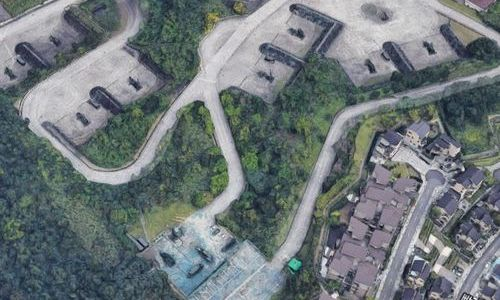 New Google Maps Images Reveal Taiwan's Hidden Missile Sites