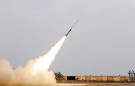 India Conducts Ramjet Propulsion Test