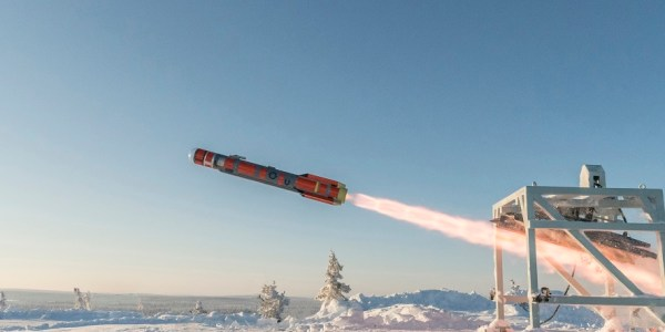 Brimstone 3 Missile Successfully Test Fired