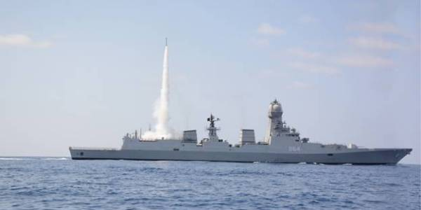 India Successfully Test Fires MRSAM