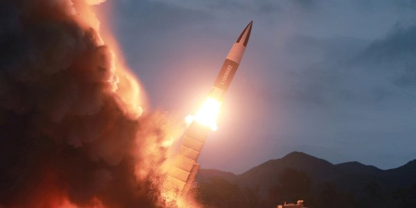 North Korea Test Fires New Ballistic Missiles