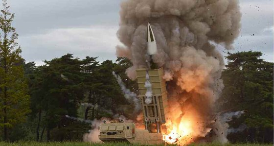 North Korea Fires Two Projectiles