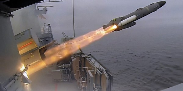Germany To Buy More Antiship Missiles