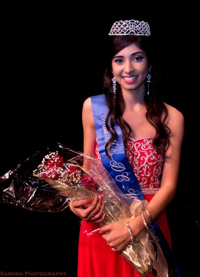Shivali MArwaha - Miss India DC 2014 Winner