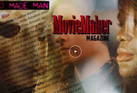 God Made Man in MovieMaker Magazine