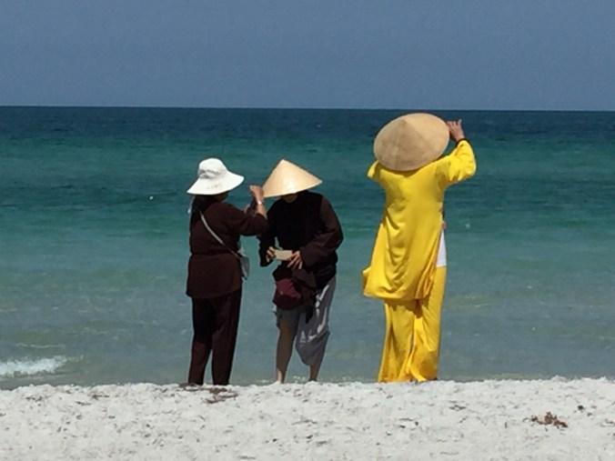 Culture on the beach