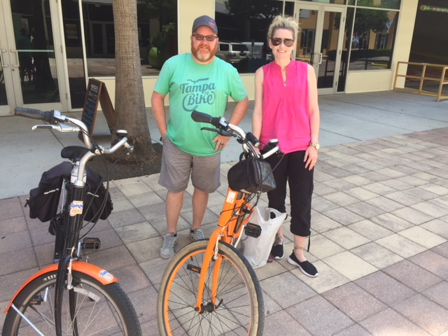 Tampa by Bike with Todd